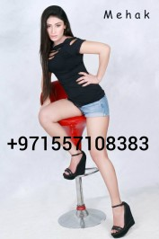 Indian Escort Mehak +971557108383